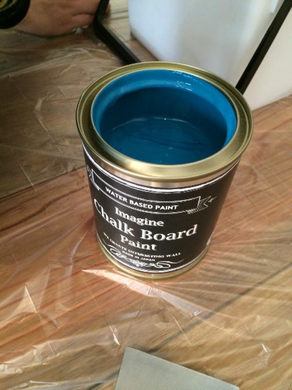 diy黒板塗装13