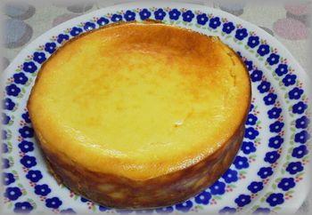 20150430 ベイクドチーズ