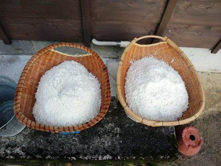 もち米水切り150419