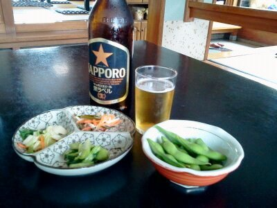 小松屋150615ビール