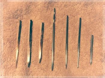 手作り 自作 てい鍼 テイ針