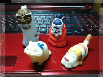 ジブリ 指人形 千と千尋