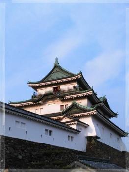 和歌山城 写真 天守閣 さくら