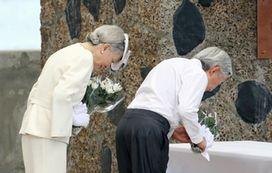 天皇皇后両陛下ペリュリュー島ご訪問20150409_02 s