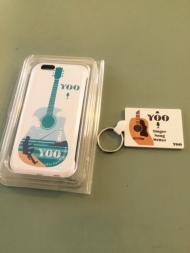 iPhone6ケーストキーホルダー