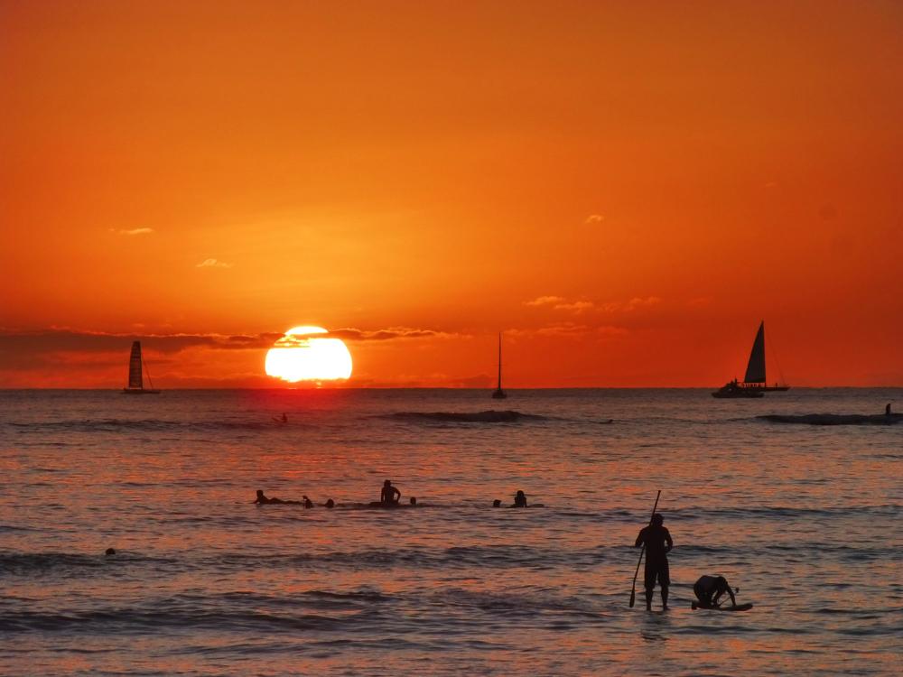 ハワイ写真08