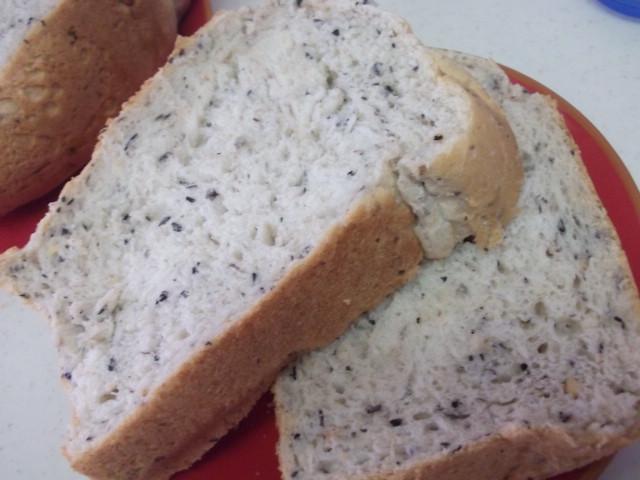黒豆入りパン