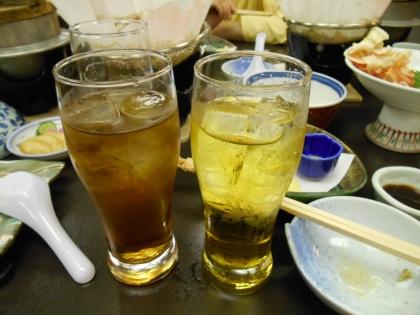 150217_お茶ハイ&ウーロンハイ