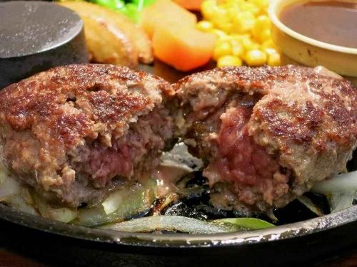 国産牛ハンバーグ