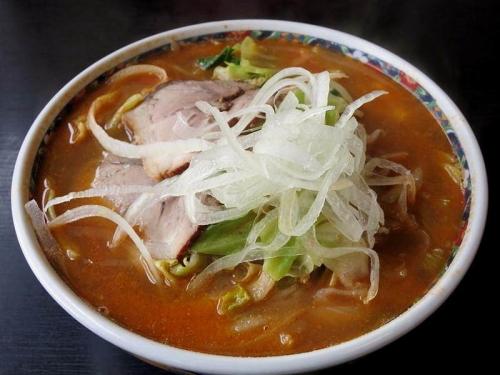 坦坦メン辛み(醤油味)