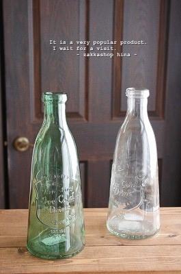 ガラスボトル-2