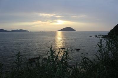 玄界島_sunset_mini