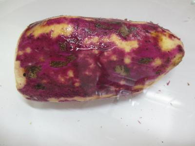 紫つくね芋