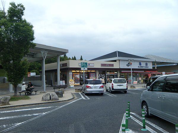 亀山パーキングエリア