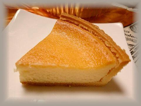夕張メロンのチーズケーキ モロゾフ 近鉄百貨店生駒店購入 (3)