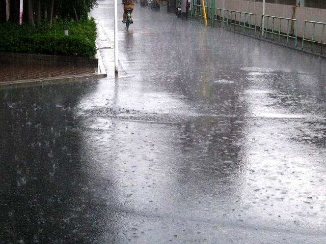 大雨が続く東京 by占いとか魔術とか所蔵画像