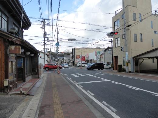 1月28日:福山市 北吉津町(中)交差点の信号機《前編》 - aboutな空間