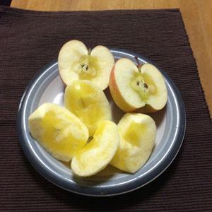 蜜の回ったりんご2