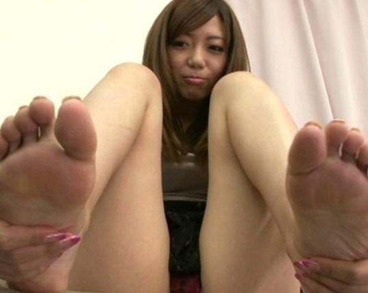 お姉さんのペロペロしたくなる足裏と爪先をじっくり堪能の脚フェチDVD画像4