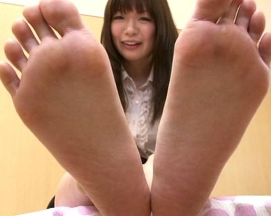 お姉さんのペロペロしたくなる足裏と爪先をじっくり堪能の脚フェチDVD画像1