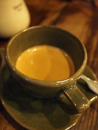 カフェ・ヴェルレ コーヒー