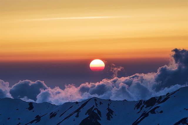 150519 夕陽