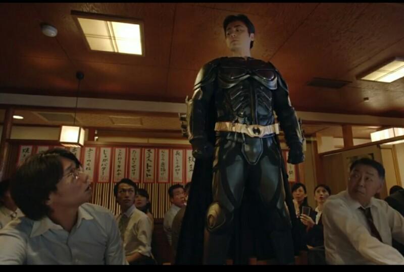PS4のCM バットマンに没頭マン編とかいうコマーシャルが面白い。