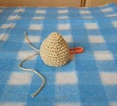 91束編み終わり