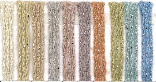 546フラックスKラメ糸