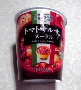 世界のグル麺 トマトサルサ味ヌードル