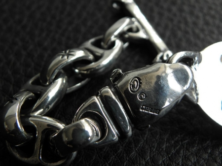 Gaboratory,Gabor,Silver,Bracelet