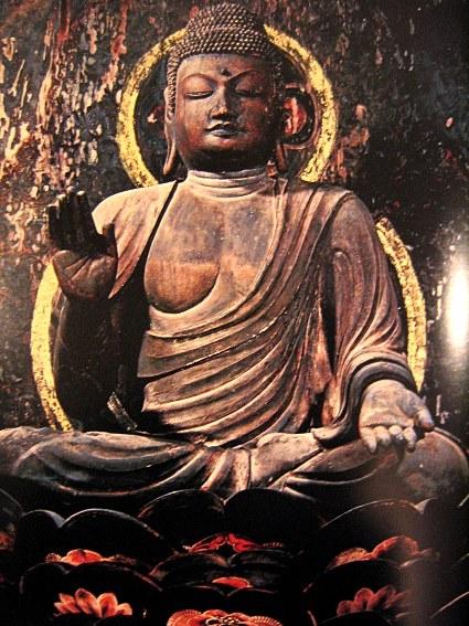 慈尊院・弥勒仏坐像(国宝・平安前期)