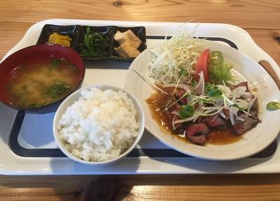 ローストビーフ定食