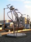 JR御坊駅 明日へ