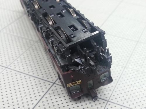 EF15 カプラー交換4