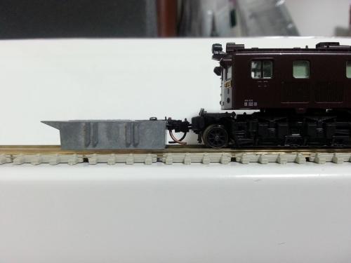 EF15 カプラー交換10