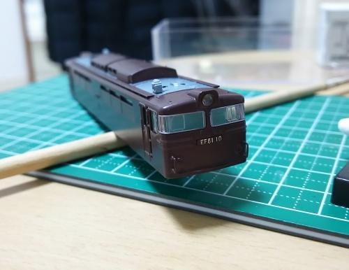EF61茶色へ8