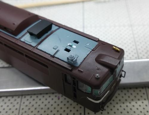 EF61茶色へ11