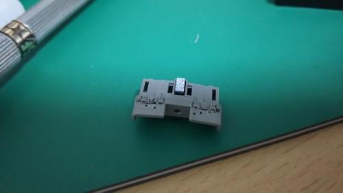EF71カプラー交換1