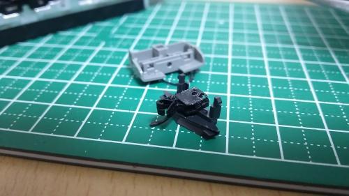 EF71カプラー交換3