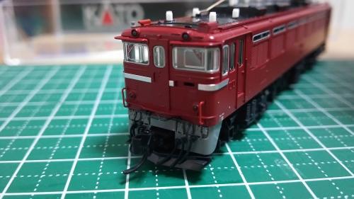 EF71カプラー交換4