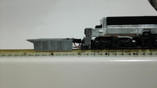 EF71カプラー交換5