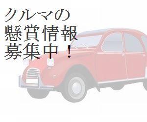 車の懸賞情報募集中