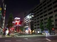 七彩@八丁堀・20150712・二丁目交差点