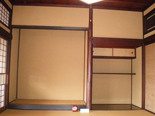 旧堀田邸・2F上の間