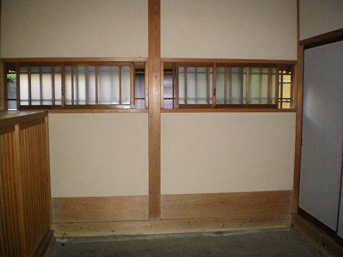 旧朝倉家住宅・玄関