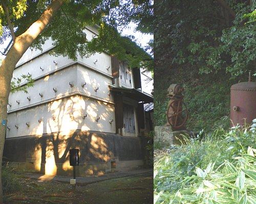 旧朝倉家住宅・土蔵