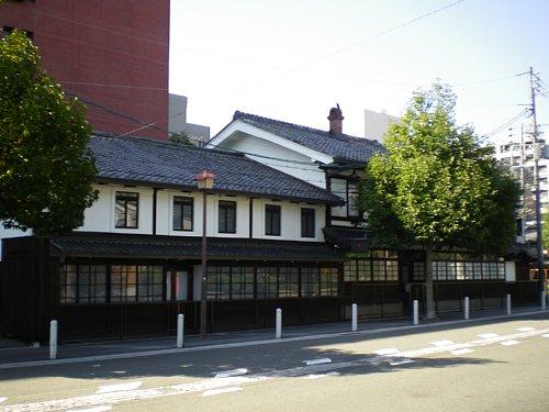 島津製作所 旧本店