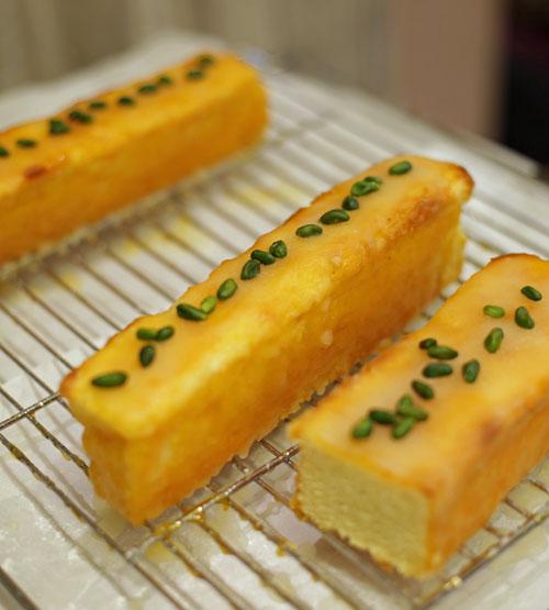 ウイークエンド シトロン ケーキ