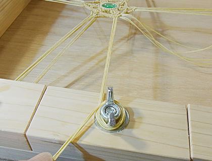 マクラメ編み台06